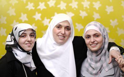 Hulpverlening aan migrantenvrouwen en -meisjes