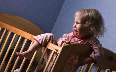 Slaapproblemen bij jonge kinderen